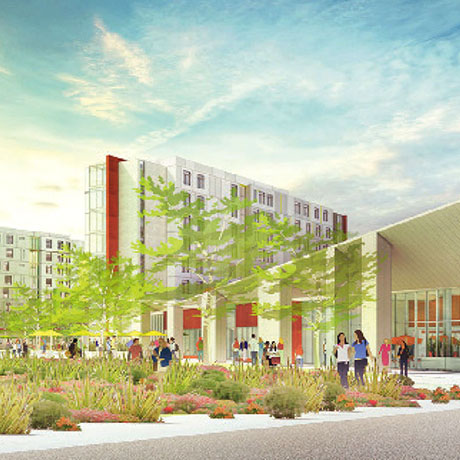 Cal_Poly Pomona Student Housing